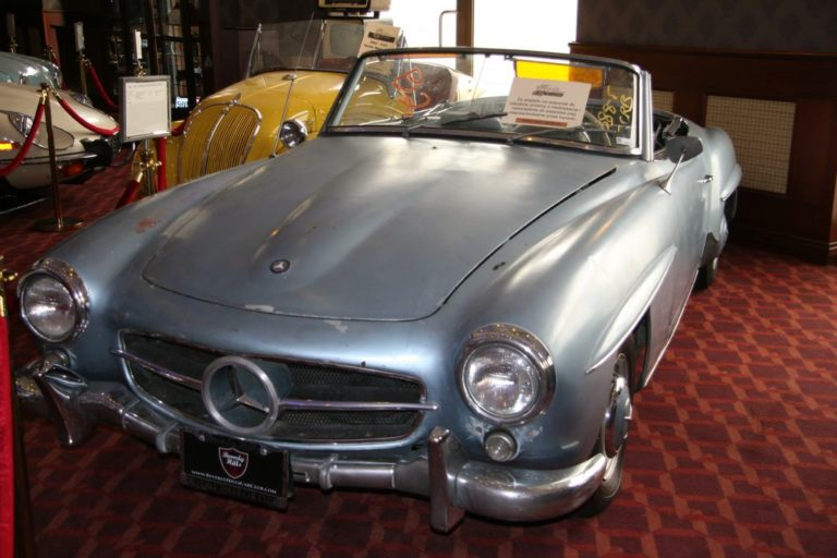 MERCEDES-BENZ 190SL 1210427502047