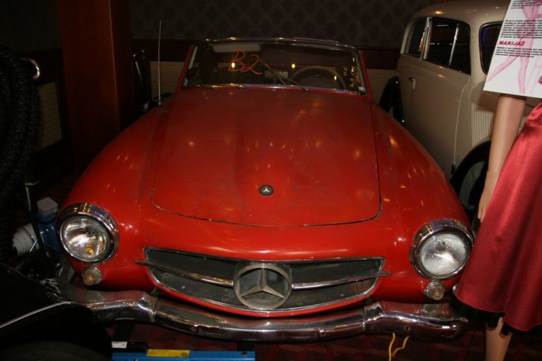 MERCEDES-BENZ 190SL 1210406502292