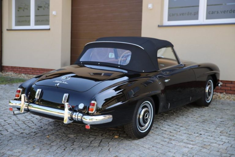 MERCEDES-BENZ 190SL 1955