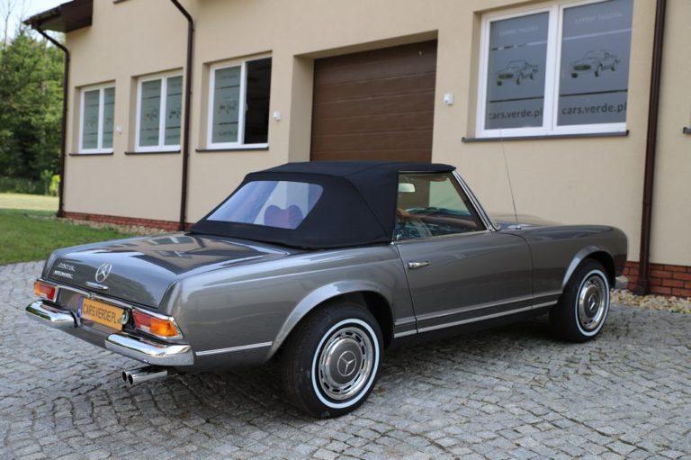 MERCEDES-BENZ 280SL 1971