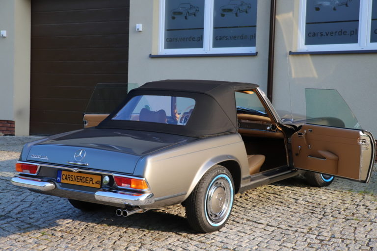 MERCEDES-BENZ 280SL 1969