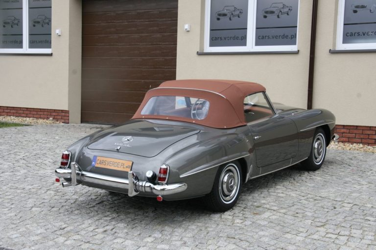 MERCEDES-BENZ 190SL 1959