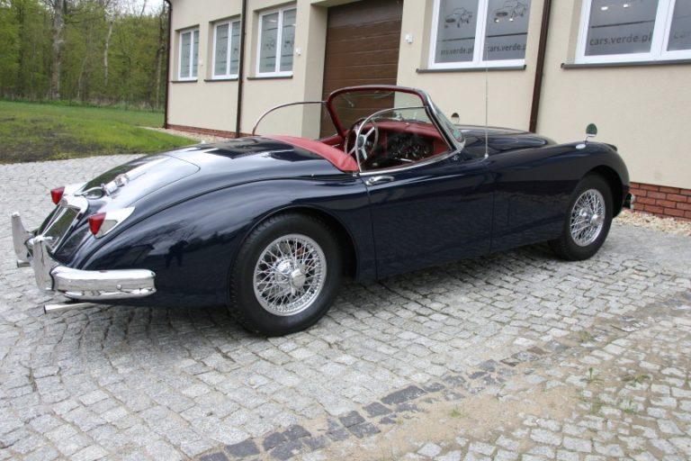 JAGUAR XK150 OTS 1959