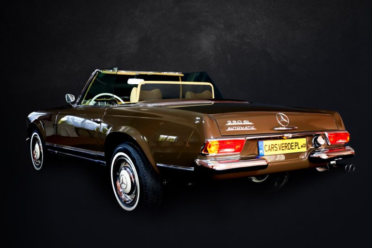 MERCEDES-BENZ 230SL 11304212012338