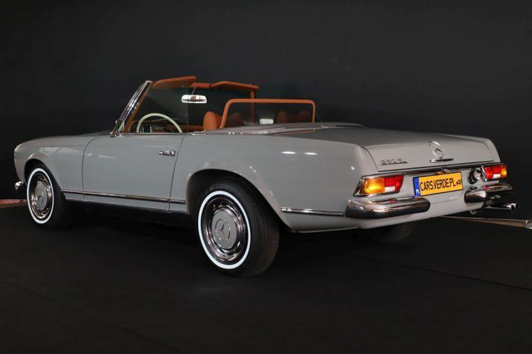 MERCEDES-BENZ 280SL 1968