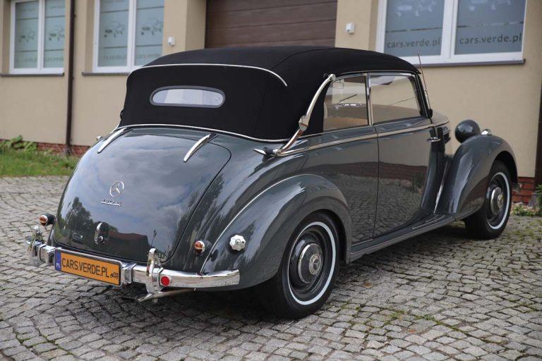 MERCEDES-BENZ 170B 1950