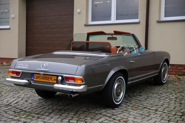 MERCEDES-BENZ 280SL 1968
