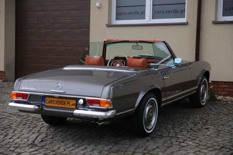 MERCEDES-BENZ 280SL 1970